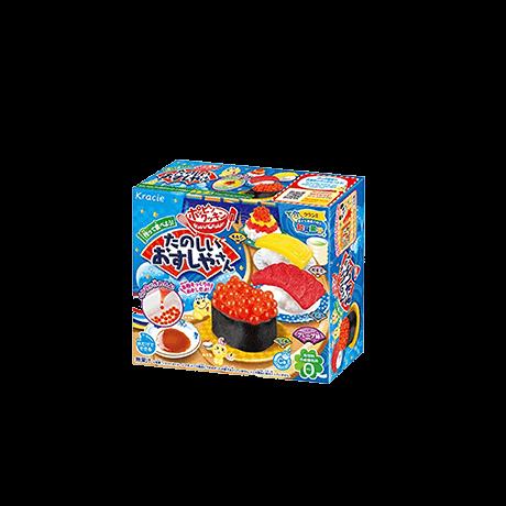 Kẹo Popin Cookin - Tanoshii Osushi Ya San